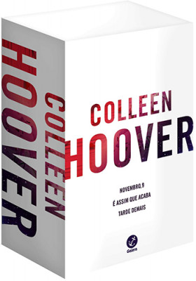 Box Colleen Hoover (Colleen Hoover)