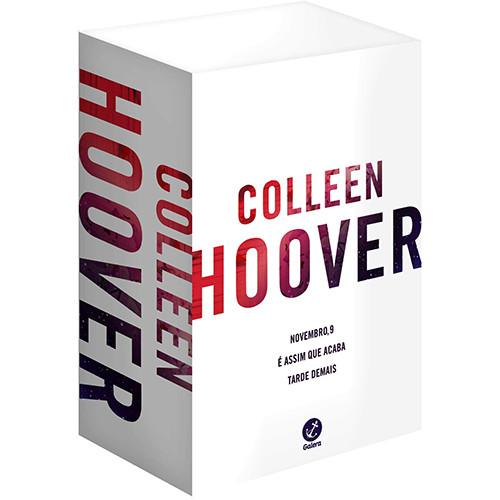 Box Colleen Hoover - 3 Livros (Colleen Hoover)