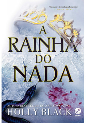 O Povo do Ar – Vol. 3: A Rainha do Nada (Holly Black)
