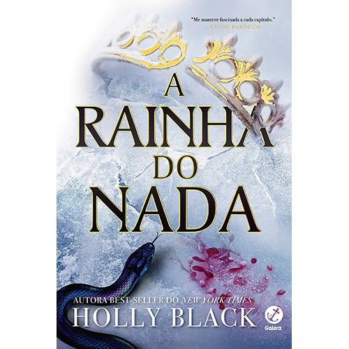 O Povo do Ar – Vol. 3: A Rainha do Nada (Holly Black)