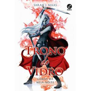 Trono de Vidro - Vol. 2: Coroa da Meia-Noite (Sarah J. Maas)