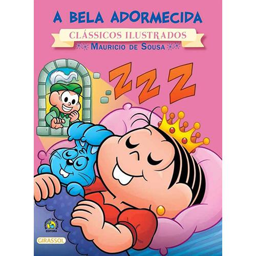 Clássicos Ilustrados - Turma da Mônica: A Bela Adormecida