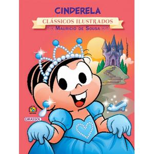 Clássicos Ilustrados - Turma da Mônica: Cinderela
