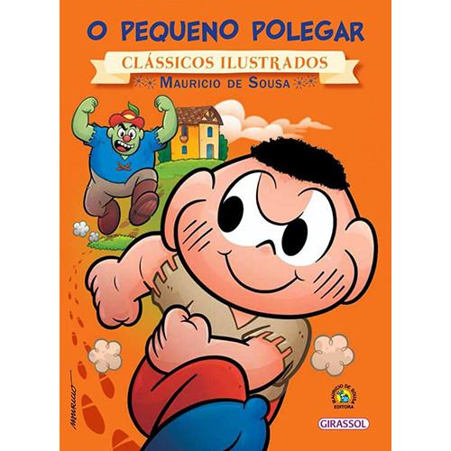 Clássicos Ilustrados - Turma da Mônica: O Pequeno Polegar