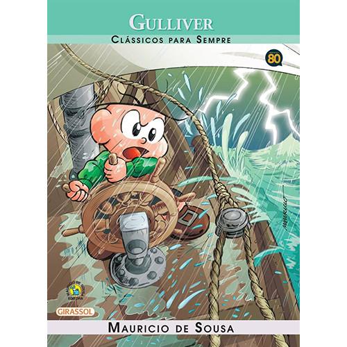 Clássicos Para Sempre - Turma da Mônica: Gulliver