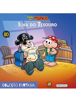 Coleção Fantasia: Ilha do Tesouro