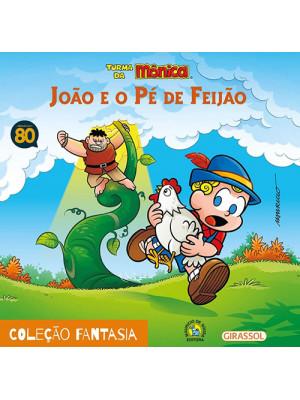 Coleção Fantasia: João e O Pé de Feijão