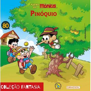 Coleção Fantasia: Pinóquio