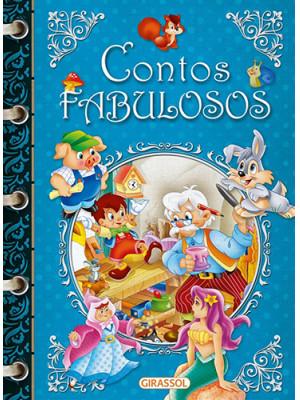 Contos Fabulosos - Azul (Juan Jose Gutierrez Familiar)