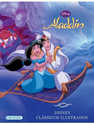 Disney Clássicos Ilustrados: Aladdin