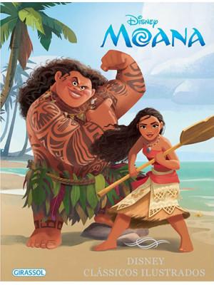 Disney Clássicos Ilustrados: Moana