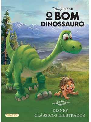 Disney Clássicos Ilustrados: O Bom Dinossauro