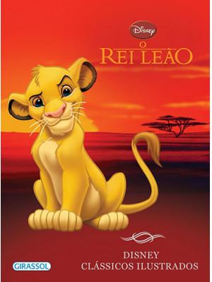 Disney Clássicos Ilustrados: O Rei Leão