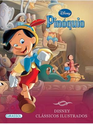 Disney Clássicos Ilustrados: Pinóquio