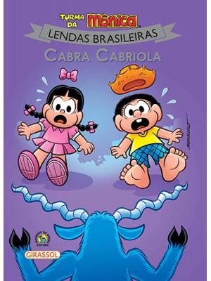 Lendas Brasileiras - Turma da Mônica: Cabra Cabriola