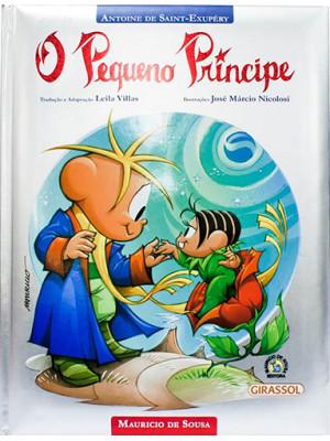 Turma da Mônica – O Pequeno Príncipe (Antoine De Saint-Exupéry)