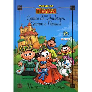 Turma da Mônica – Contos de Andersen, Grimm e Perrault