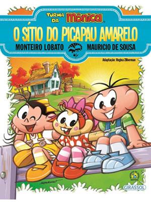 Turma da Mônica - O Sítio do Picapau Amarelo (Mauricio de Sousa / Monteiro Lobato)