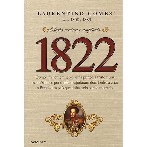 1822 (Laurentino Gomes)
