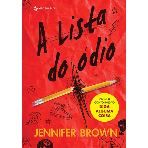 A Lista do Ódio (Jennifer Brown)