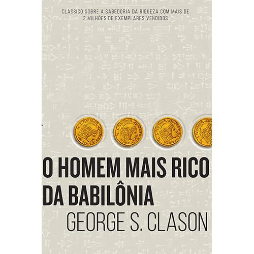 O Homem Mais Rico da Babilônia (George S. Clason)
