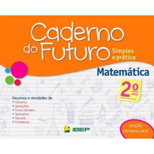 Caderno do Futuro - Matemática - 2o. Ano