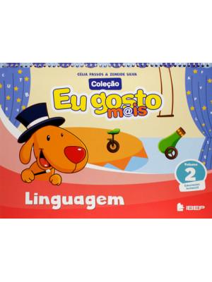 Eu Gosto Mais - Linguagem - Volume 2 (4 Anos)
