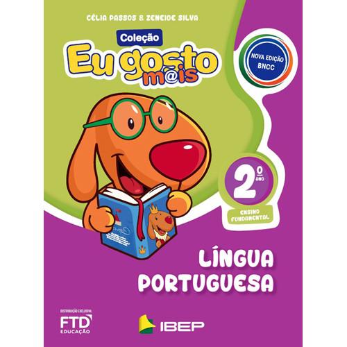 Eu Gosto Mais - Língua Portuguesa - 2o. Ano