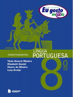 Eu Gosto Mais - Língua Portuguesa - 8o. Ano