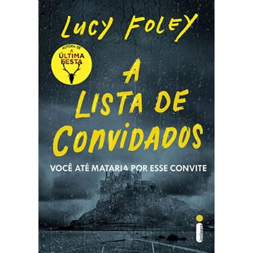 A Lista de Convidados (Lucy Foley)