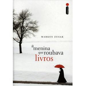 A Menina Que Roubava Livros (Markus Zusak)