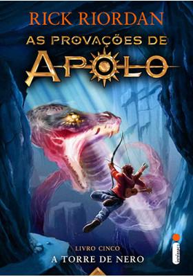 Pré-Venda: As Provações de Apolo - Vol. 5: A Torre de Nero (Rick Riordan)
