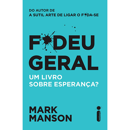 F*deu Geral (Mark Manson)