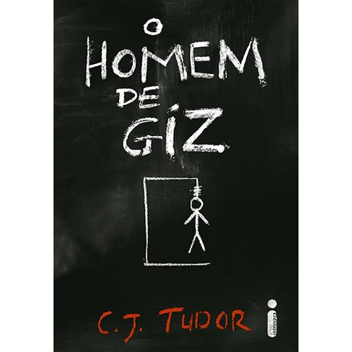 O Homem de Giz (C. J. Tudor)