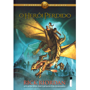 Os Heróis do Olimpo - Vol. 1: O Herói Perdido (Rick Riordan)