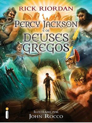 Percy Jackson e Os Deuses Gregos (Rick Riordan)