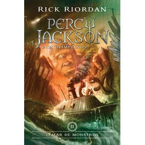 Percy Jackson e Os Olimpianos - Vol. 2: O Mar de Monstros (Rick Riordan)