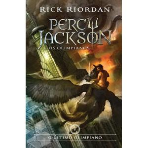 Percy Jackson e Os Olimpianos - Vol. 5: O Último Olimpiano (Rick Riordan)