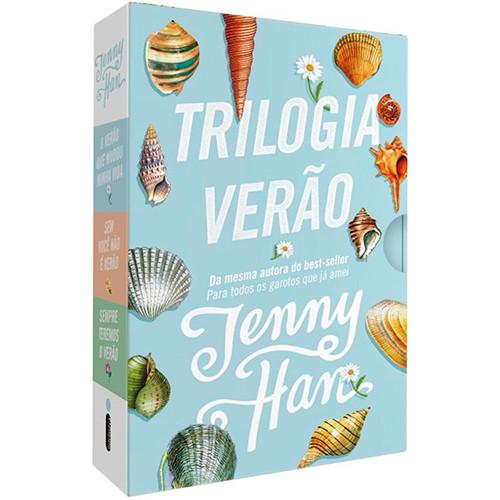 Box Trilogia Verão (Jenny Han)