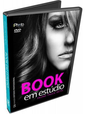 DVD Book em Estúdio
