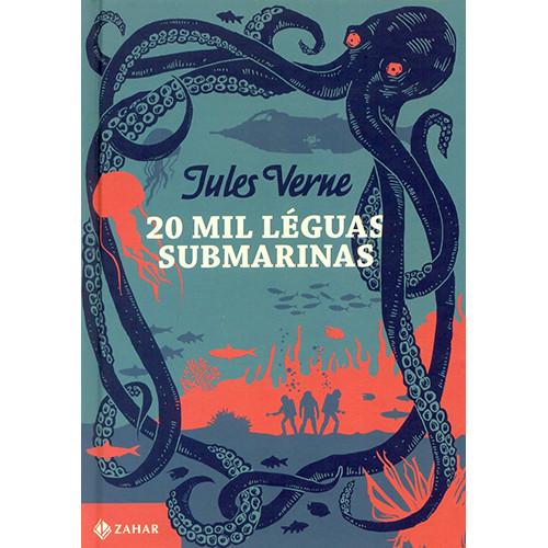 20 Mil Léguas Submarinas - Edição Bolso de Luxo (Jules Verne)
