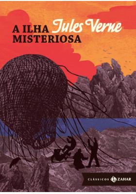 A Ilha Misteriosa - Edição Bolso de Luxo (Jules Verne)
