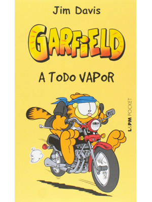 Garfield - A Todo Vapor (Jim Davis)