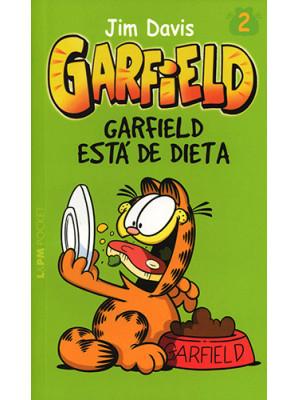 Garfield - Vol. 2: Está de Dieta (Jim Davis)