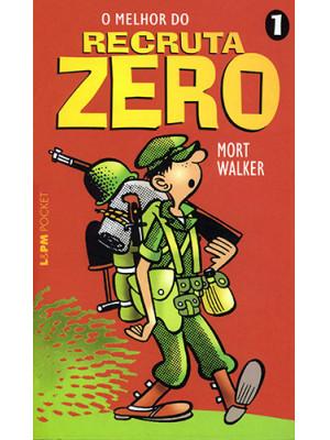 O Melhor do Recruta Zero - Vol. 1 (Mort Walker)