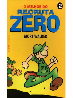 O Melhor do Recruta Zero - Vol. 2 (Mort Walker)