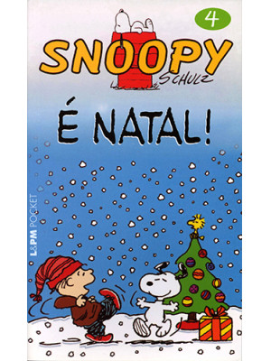 Snoopy - Vol. 4: É Natal (Charles M. Schulz)