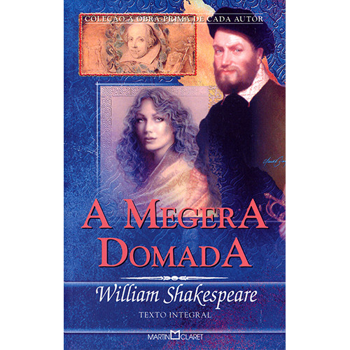 A Megera Domada - Edição de Bolso (William Shakespeare)