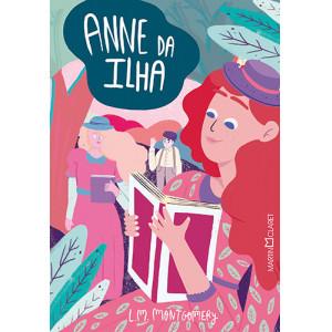 Pré-Venda: Anne de Green Gables - Vol. 3: Anne da Ilha - Capa Dura