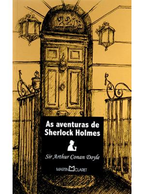As Aventuras de Sherlock Holmes - Edição de Bolso (Arthur Conan Doyle)